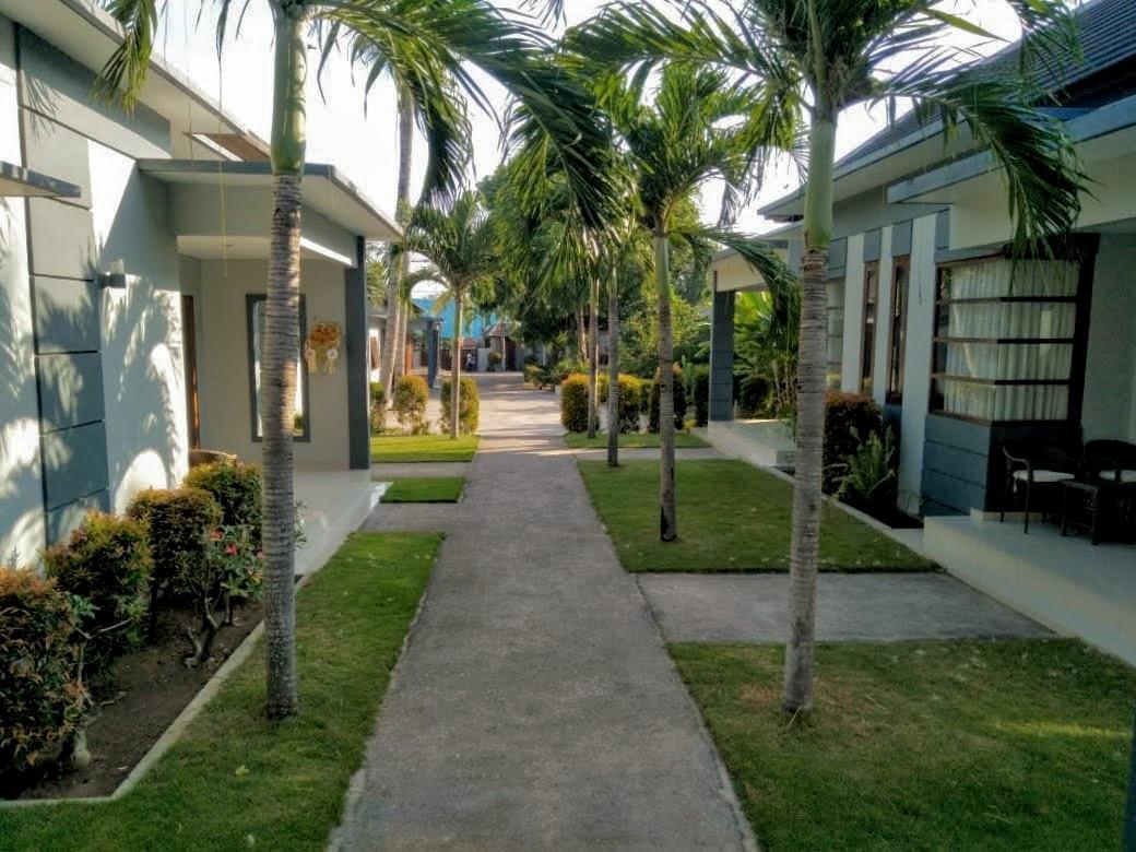 West Bali Perancak beachfront villa complex for sale