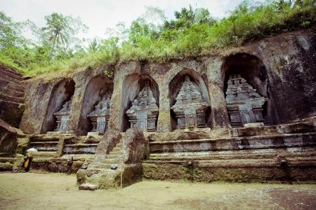 Gunung Kawi, Gianyar regency in Bali.