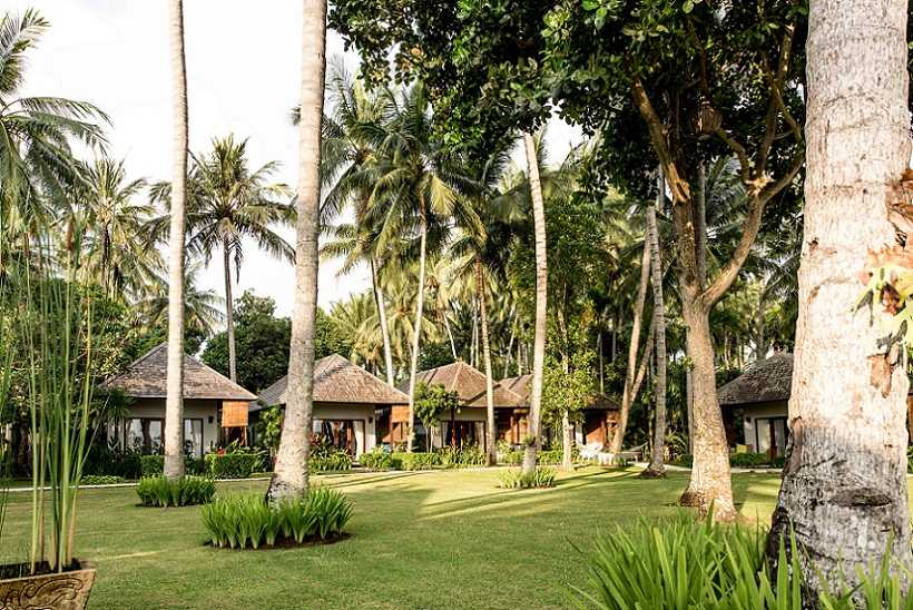 Lombok beach front resort for sale