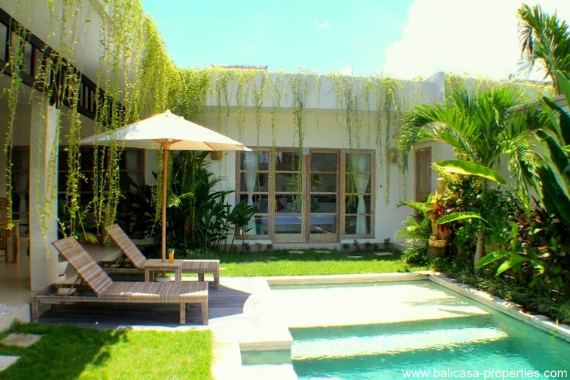 Kerobokan 2 bedroom villa for sale