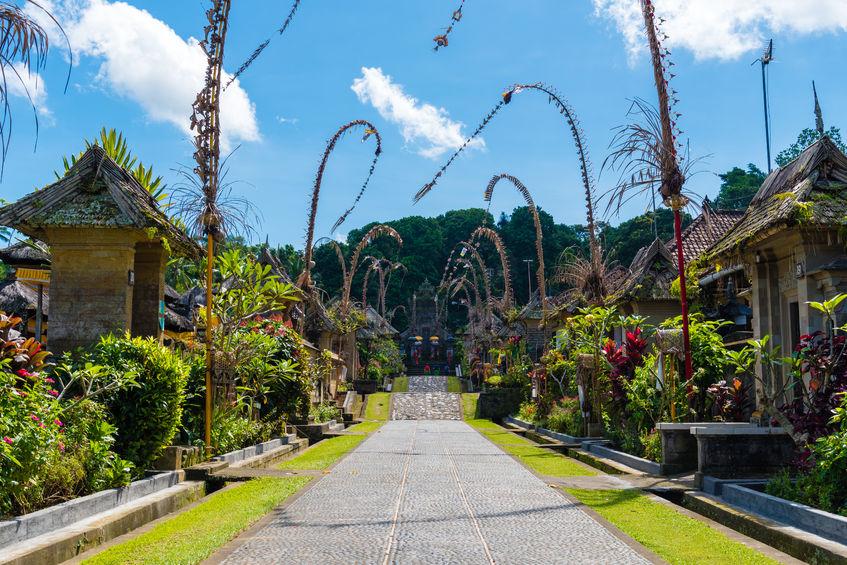 Penglipuran, Bangli regency Bali