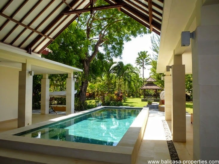 Pemuteran villa for sale