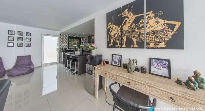 Canggu house for sale