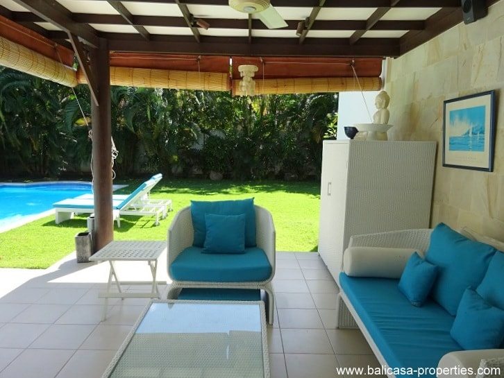 Sanur 3 bedroom villa