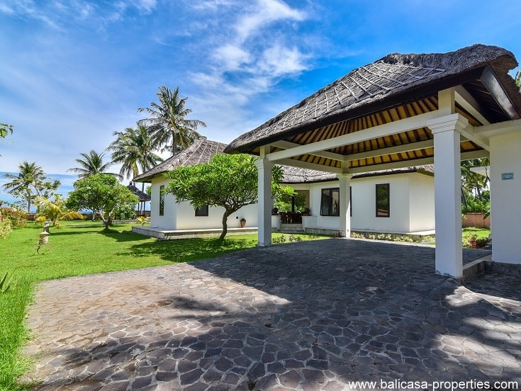 North Bali villa for sale