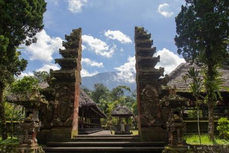 Batukaru. Tabanan regency in Bali.