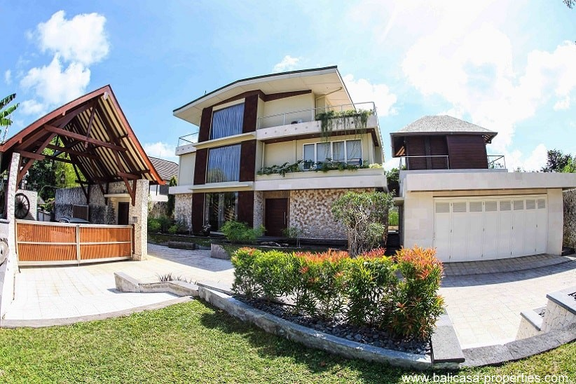 Balangan villa for sale