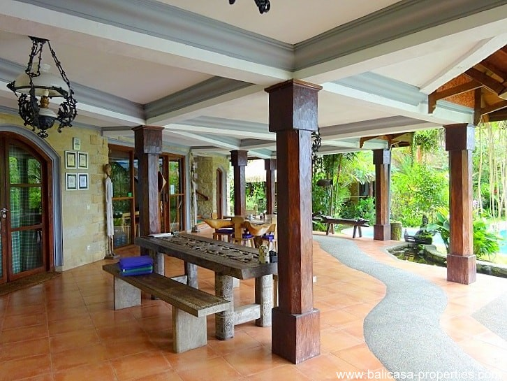 Tegallalang villa for sale