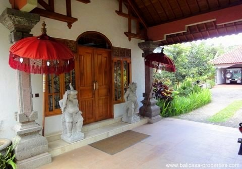 Tabanan villa for sale