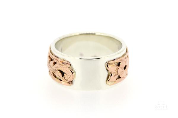 リフォーム後の指輪(リング)
