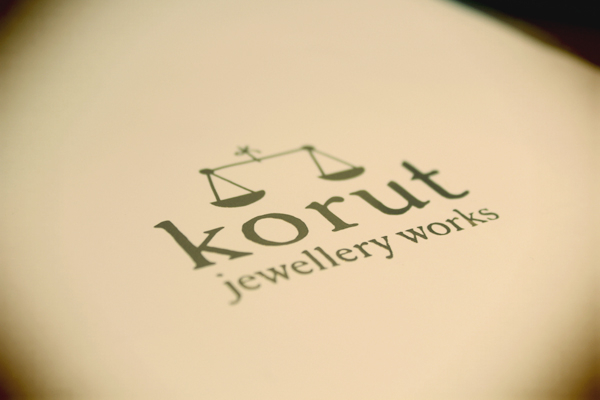 korut jewellery worksロゴ