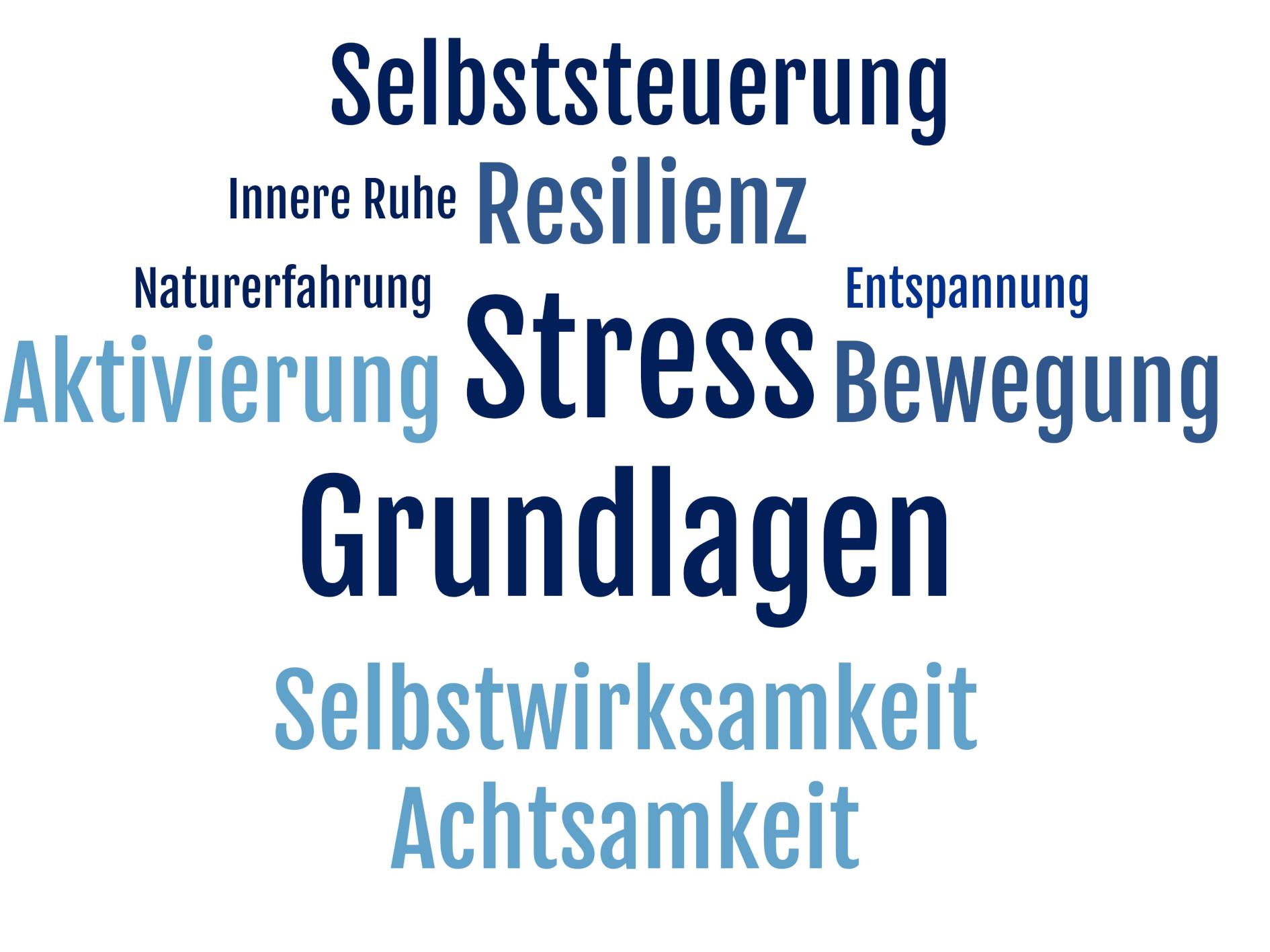 "Seminar ""Stressberatung & Stressmanagement IKP"" ab April 2021"