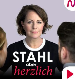 Psychotherapie live im neuen Podcast von Stefanie Stahl