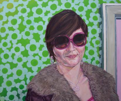 me&myself _ Öl auf Leinwand | 70x86cm, 2007