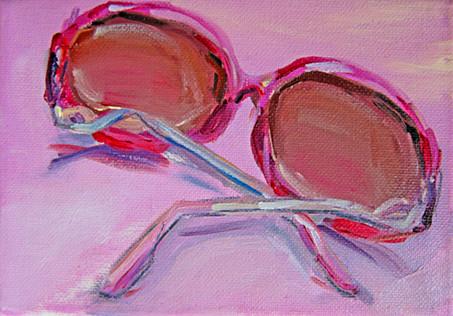 Sommerloch für Jessi #3 _ Öl auf Leinwand | 13x18cm, 2011