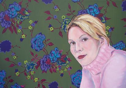 gr. Lisa _ Öl auf Leinwand | 70x100cm, 2006