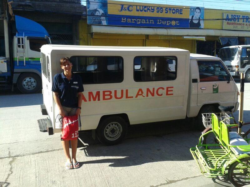 Ambulante auf Mindoro