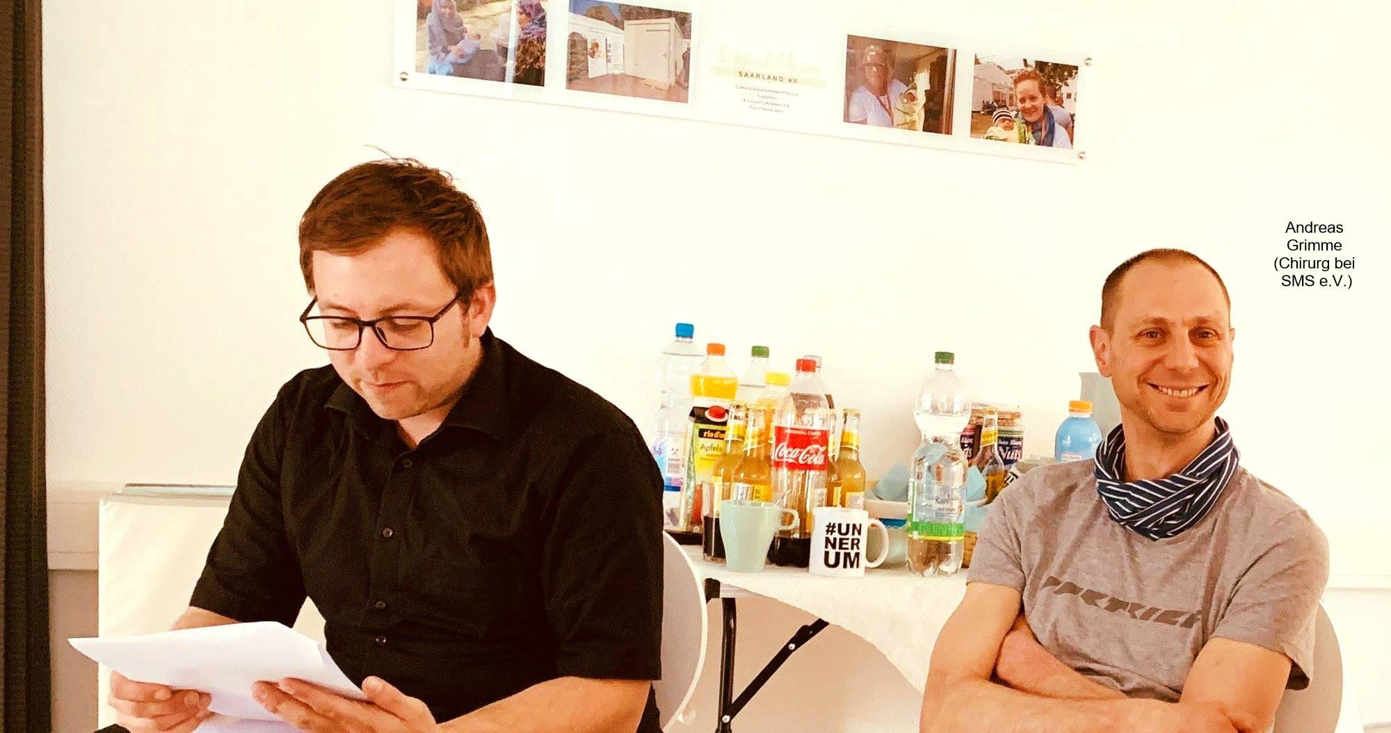 Frank und Andreas