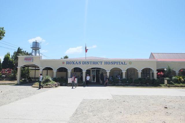 das Krankenhaus von Roxxas