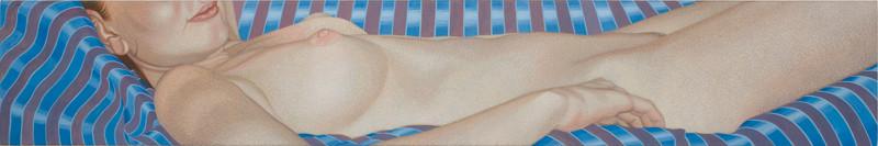 Kleopatra | 2008 | 60 x 60 cm | Acryl auf Baumwolle