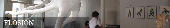 Möbel trifft Objekt. flosion zu Gast auf der schauschauBaustelle zum Tag des offenen Ateliers 2011 in Weimar