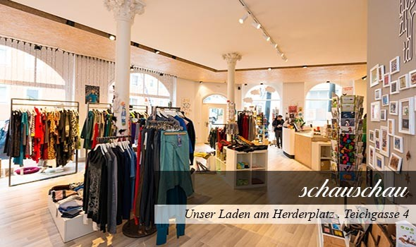 schauschau. Unser Laden am Herderplatz in Weimar