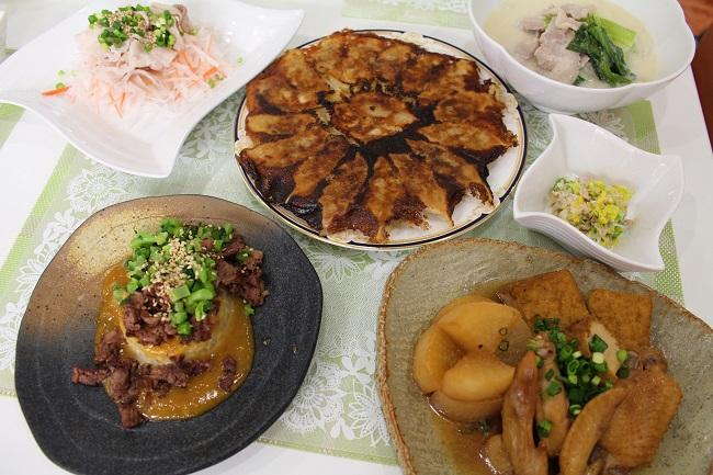 1Week 連動レシピ