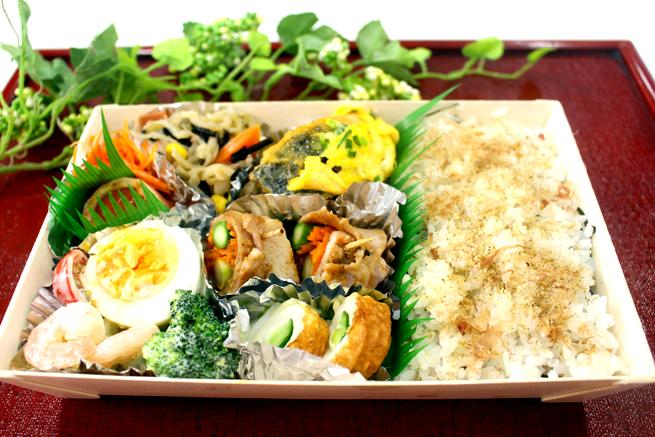 特別講習お弁当2~3日分のおかず、簡単アイディア料理・毎日のおかずにも最適ツキ弁スペシャルNo1