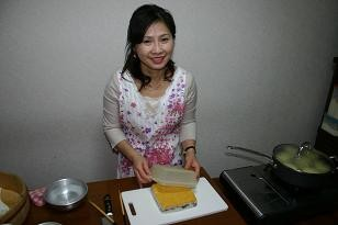 ひなまつりのレシピ ツナの押し寿司