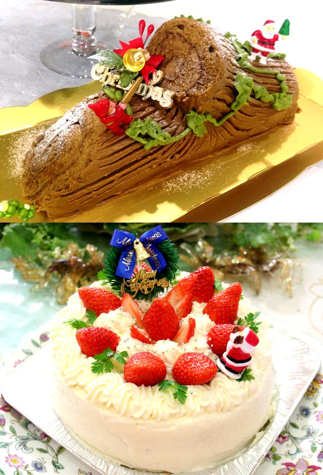 ケーキコース