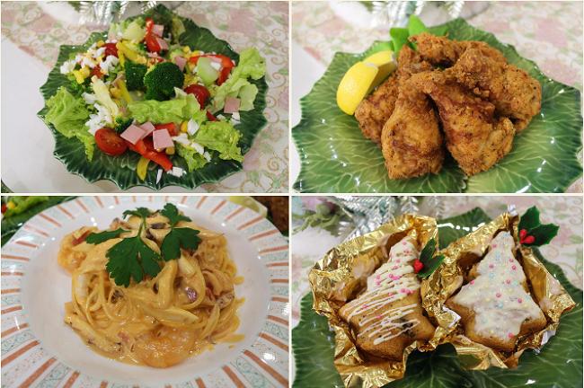 家庭料理時短コース・食育ママコース