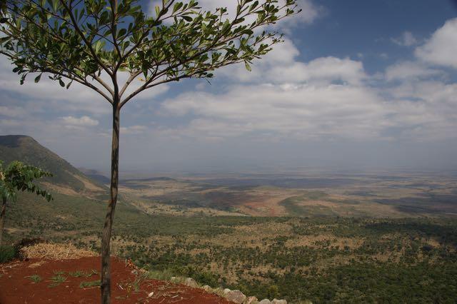 Slow Down - Resilienztraining in Kenia - Great Rift Valley