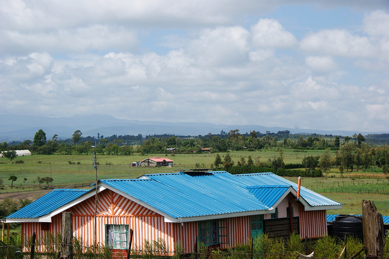 Stressbewältigungsseminar in Kenia - Laikipia Region