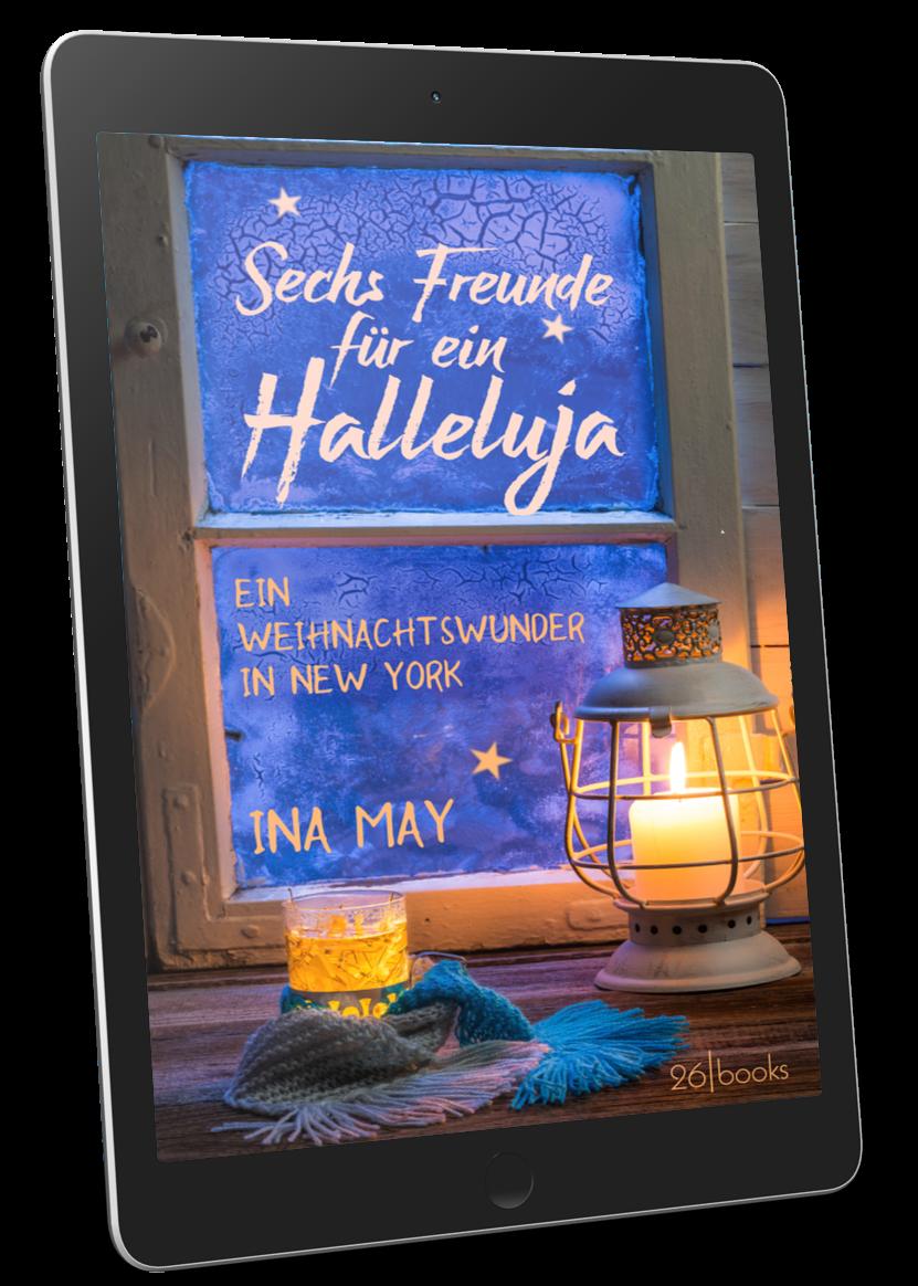 Cover: Sechs Freunde für ein Halleluja