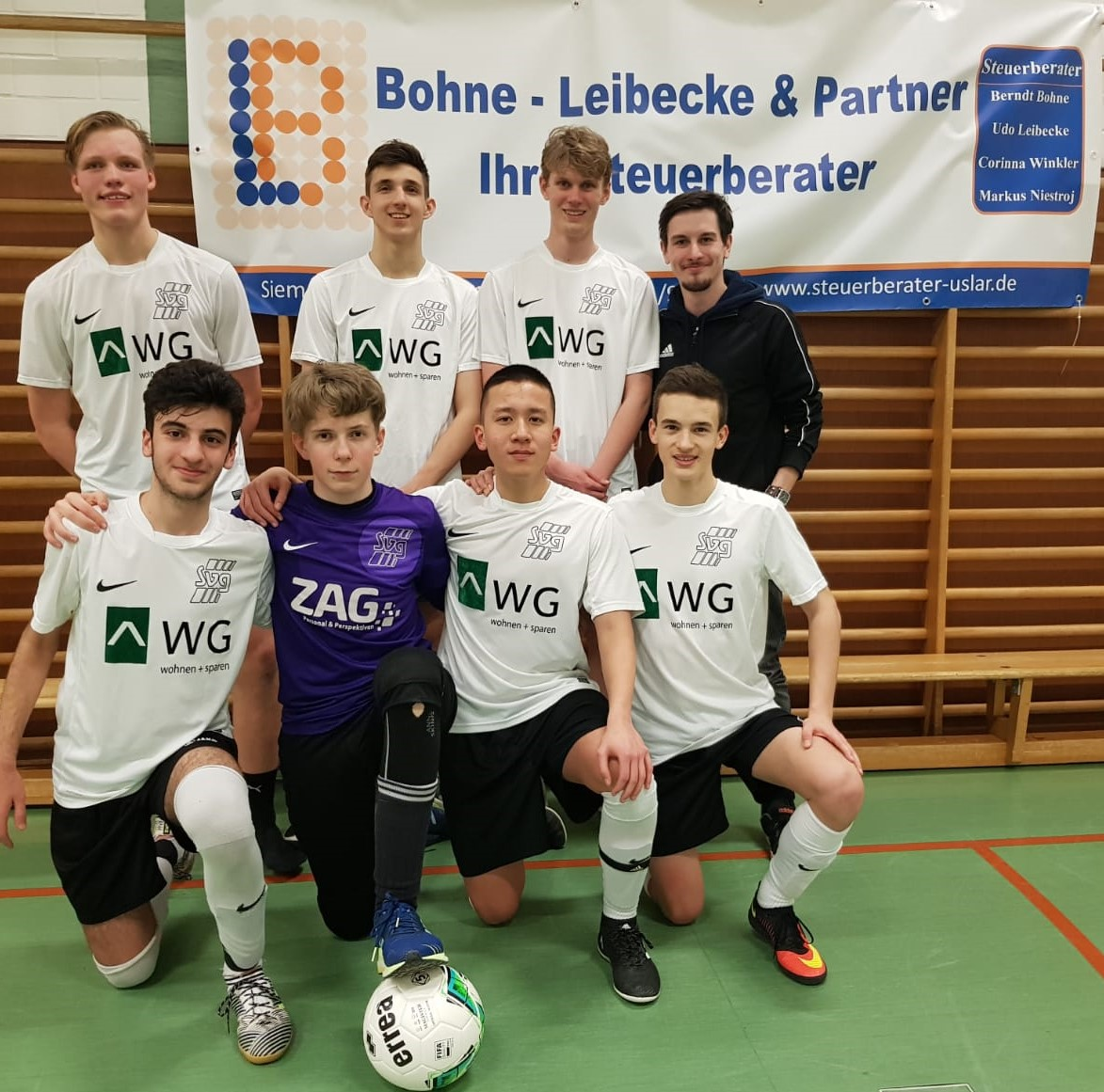 B-Jugend SVG Göttingen