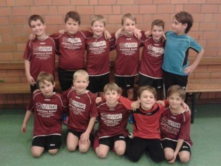 F-Jugend 2. Mannschaft Saison 2013/2014