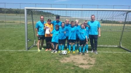 D-Jugend Sieger in Deisel