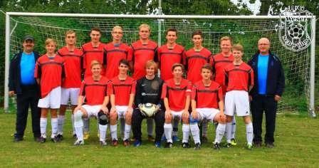 A-Jugend Saison 2013/2014