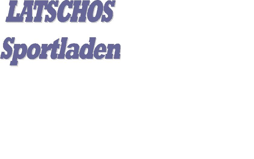 Latschos - Sportladen