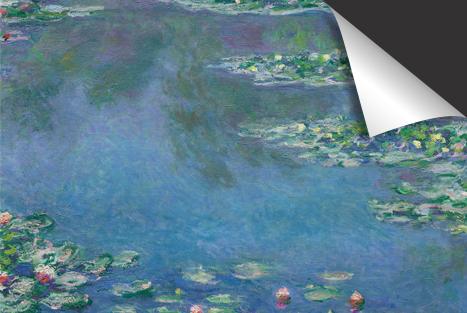 Monet Waterlelies Inductie Beschermer