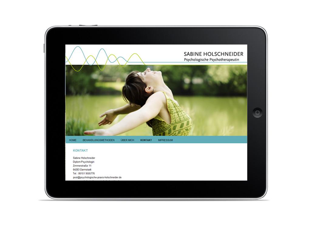Logo, Logoentwicklung, Grafikdesign, Grafik, Gestaltung, Illustration, Sabine Holschneider Website