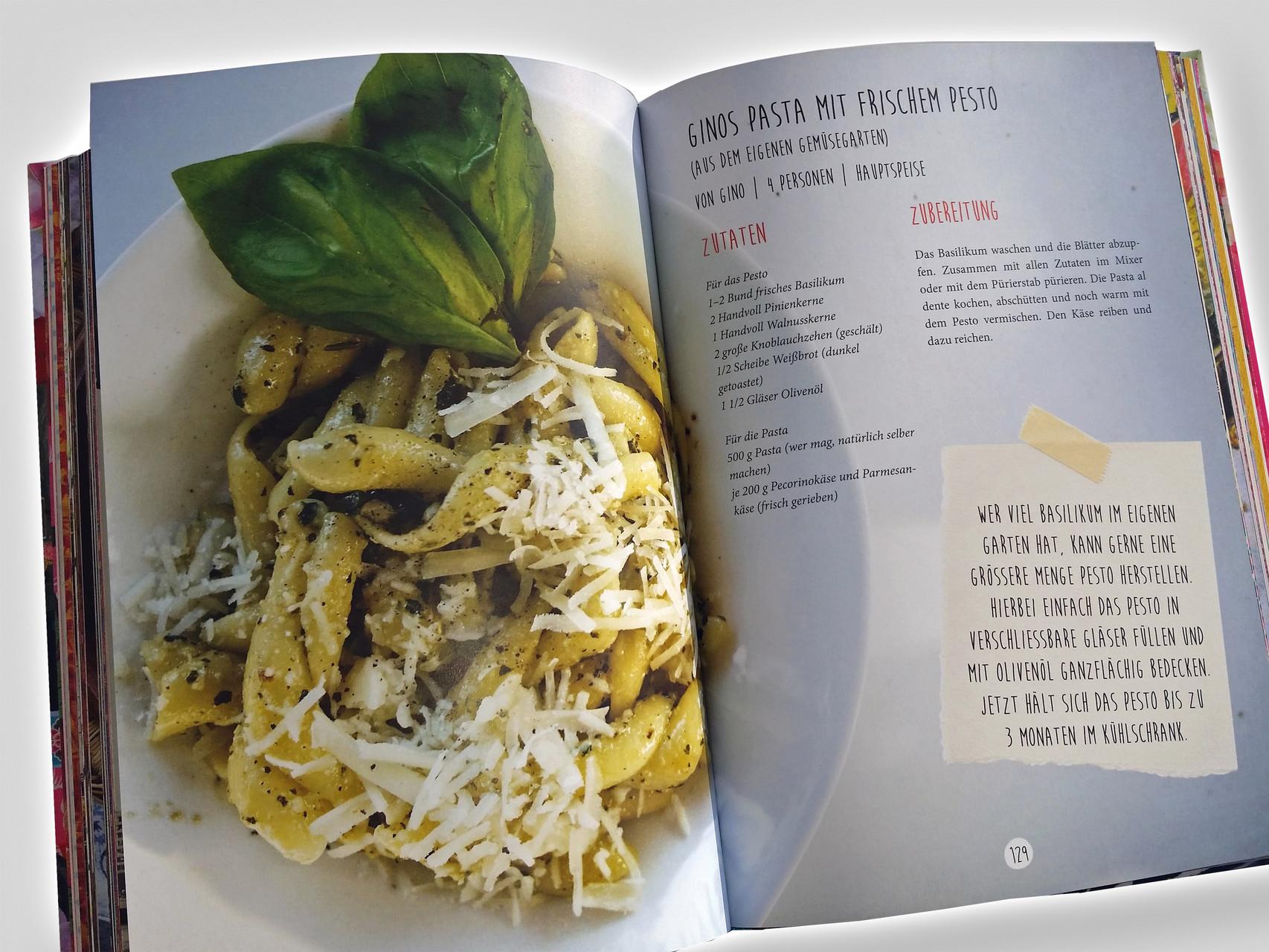 Happy Hippie Cooking Kochbuch Ibiza Elke Clörs Buchgestaltung Simone Ruths rosavision