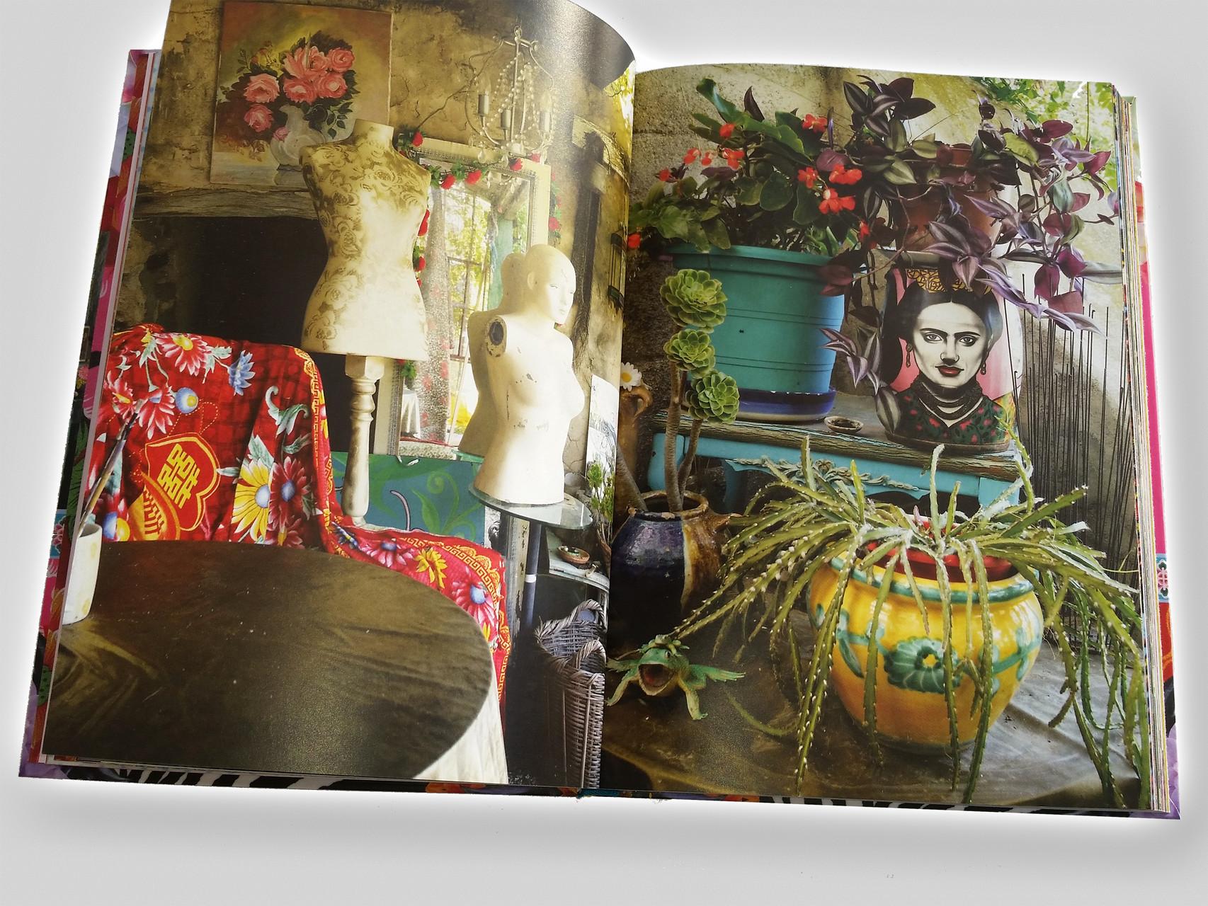 7 Happy Hippie Cooking Kochbuch Ibiza Elke Clörs Buchgestaltung Simone Ruths rosavision