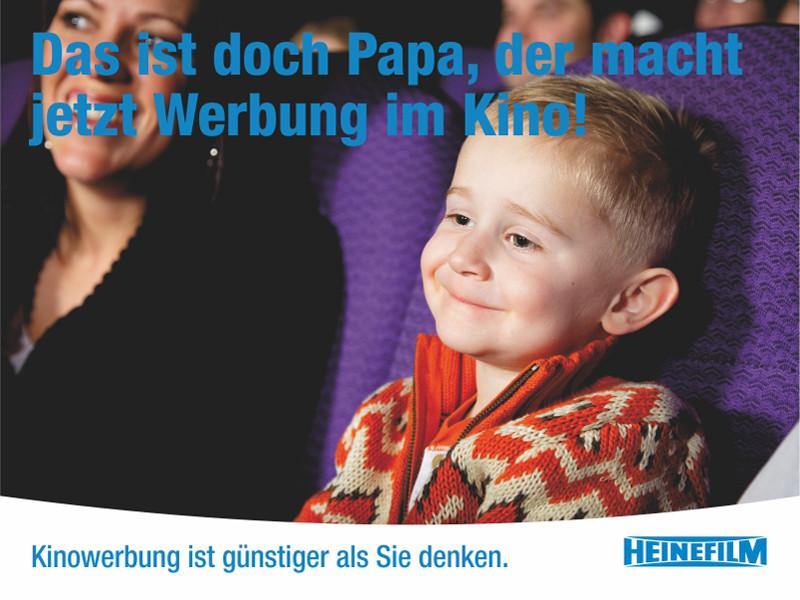 Grafikdesign, Grafik, Gestaltung, Heinefilm Kampagne Ahh und Ohh, Postkarten