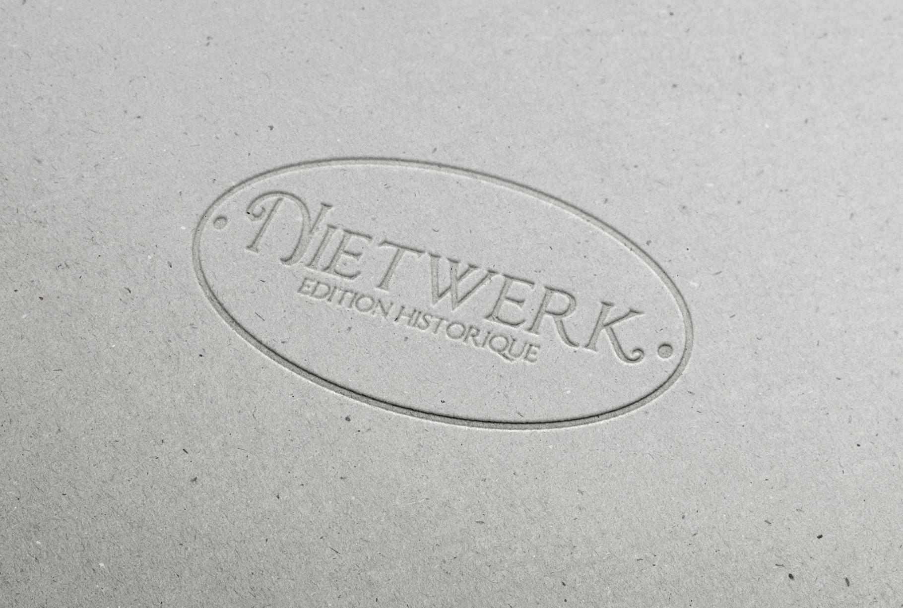 Logo, Logoentwicklung, Grafikdesign, Grafik, Gestaltung, Illustration, Nietwerk Logo