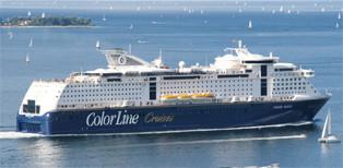 Minikreuzfahrten Kiel Oslo mit Color Line