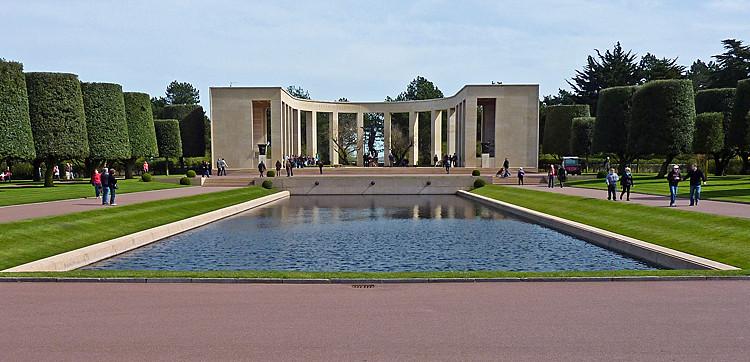 Amerikanischer Soldatenfriedhof I