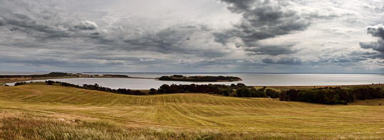 Thissow - Panorama aus 8 Bildern