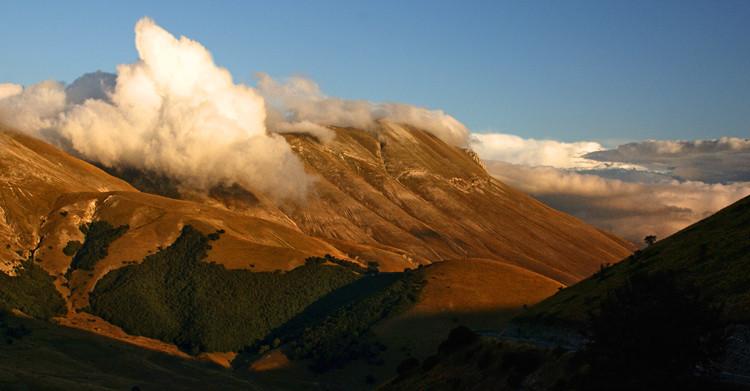 Monte Prada am Abend
