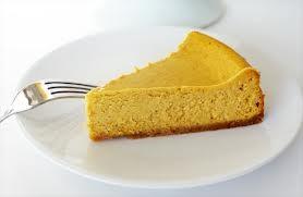 パンプキン チーズケーキ